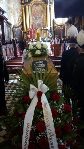 Pogrzeb ks. Daniela Kaziorskiego [04.05.2019]